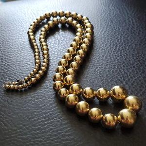 VTG Monet necklace